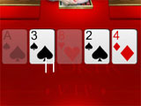 Winning a hand in Grand Poker