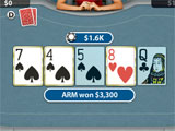 Pokerist Club Winning Hand